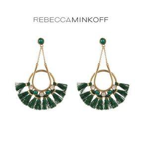 Rebecca Minkoff Tassels Earrings